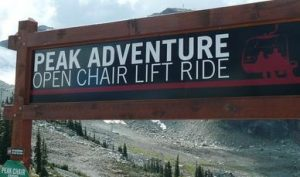 Peak Adventure Gate